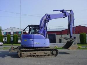 2002 Komatsu PC128UU Excavator