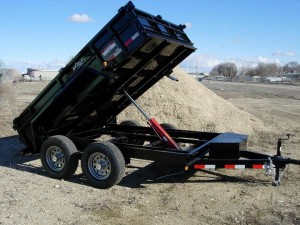 Trailers from Thomcat Equipment Ltd.